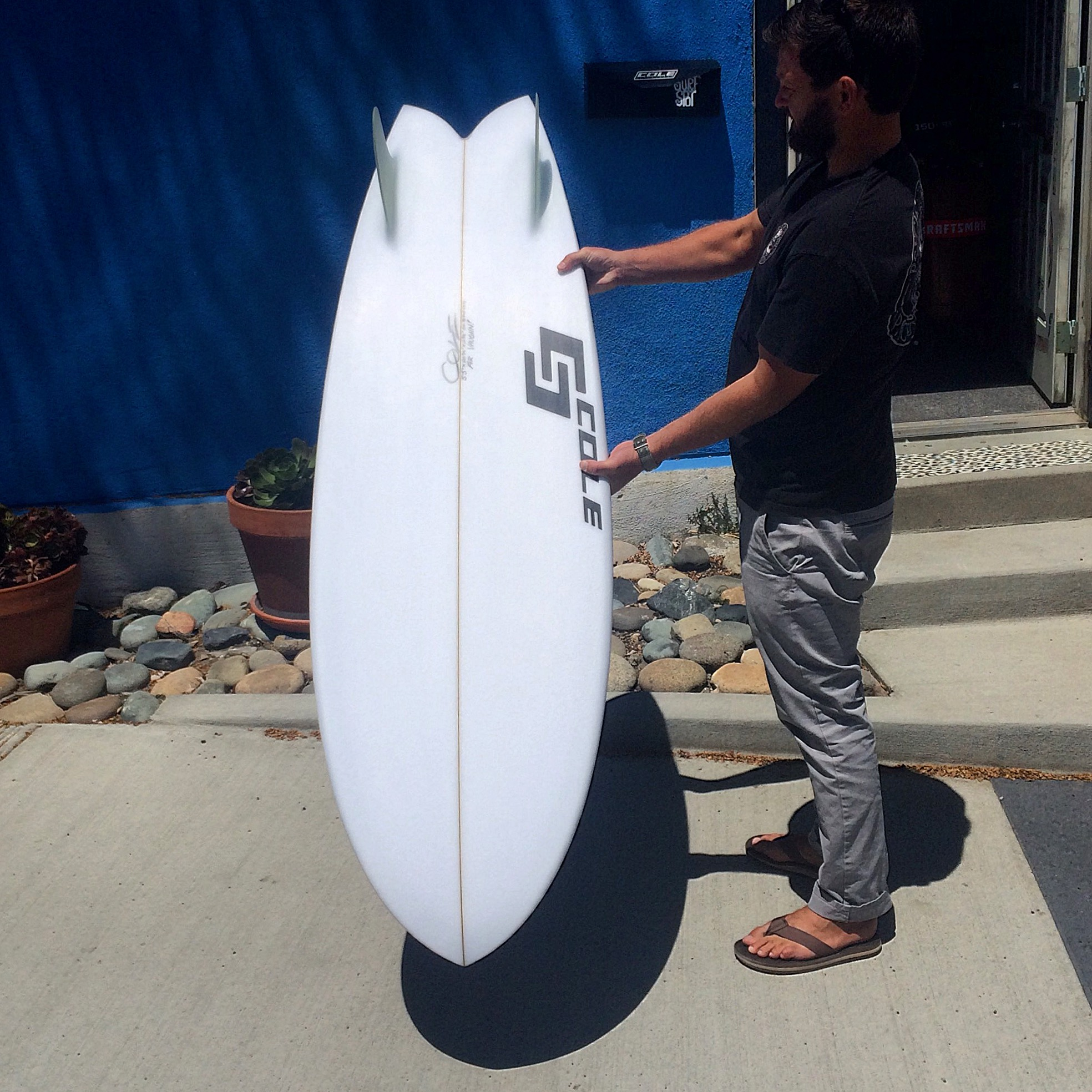 RETRO FISH | COLE SURFBOARDS