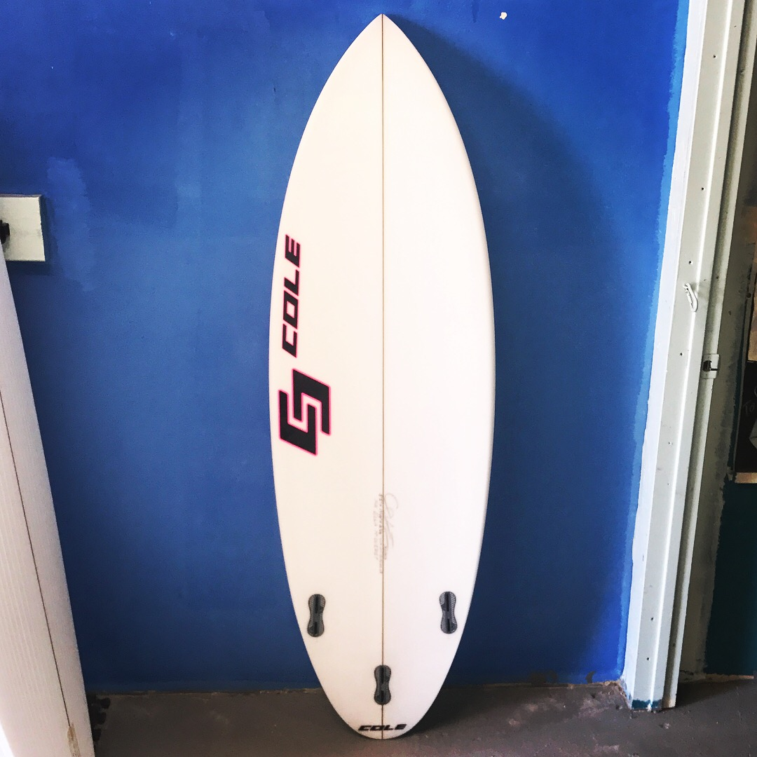 SOY SAUCER | COLE SURFBOARDS
