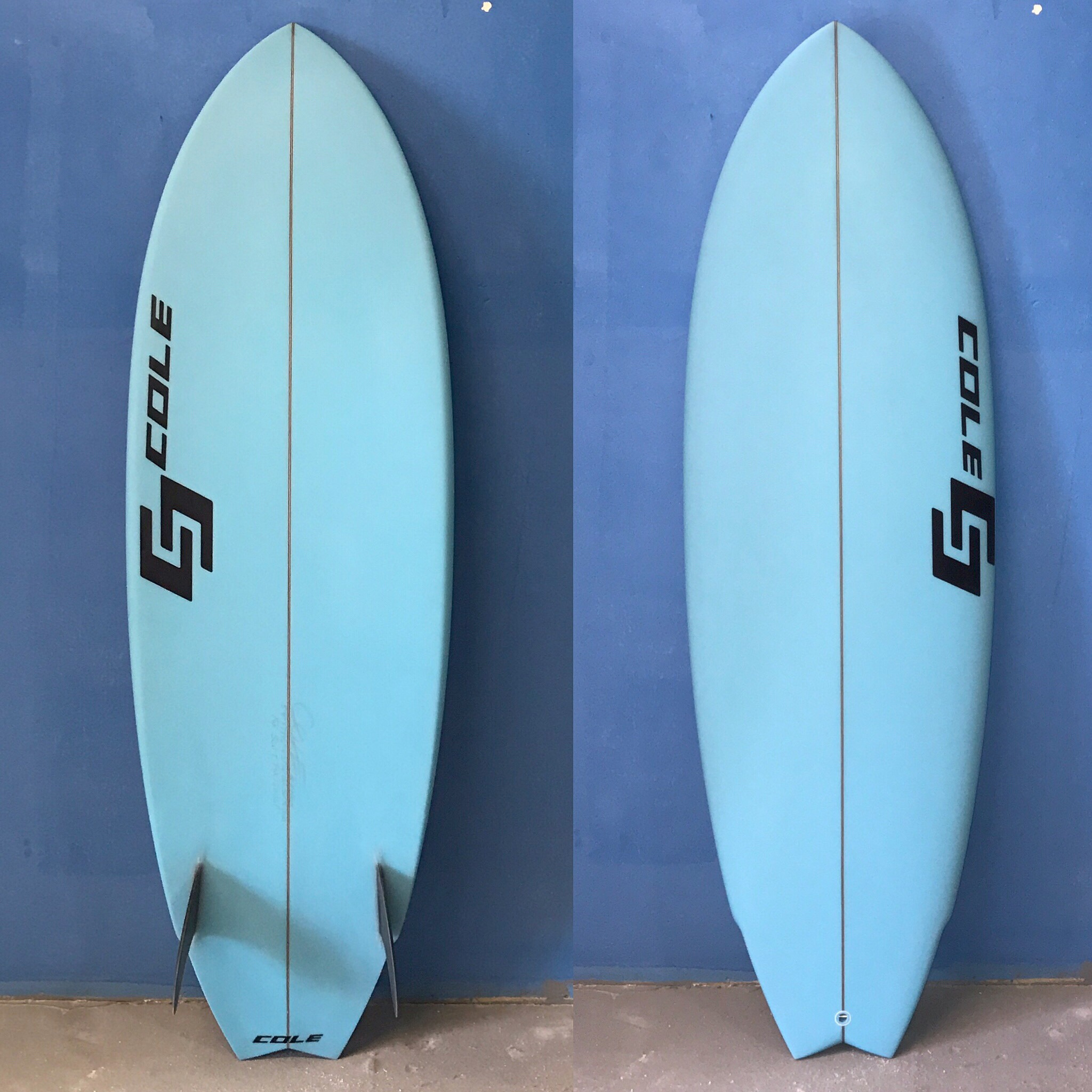 BULLET FISH | COLE SURFBOARDS