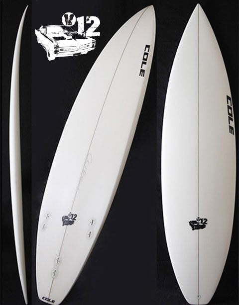 V12 | Cole Surfboards