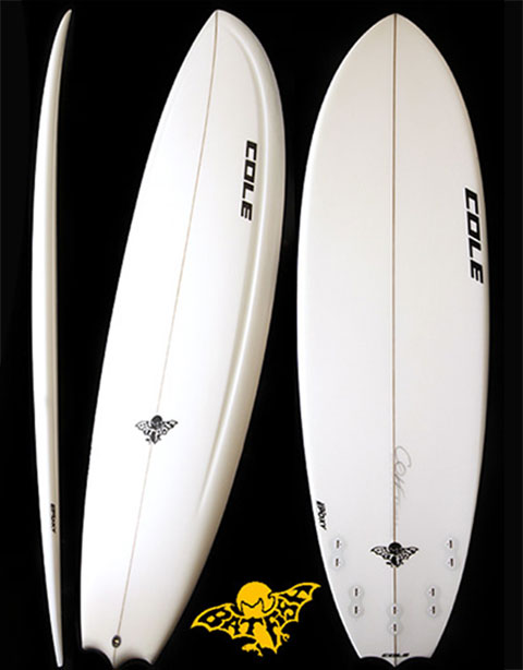 Bat Fish | Cole Surfboards