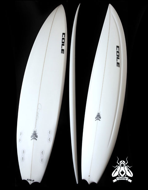 Fire Fly | Cole Surfboards