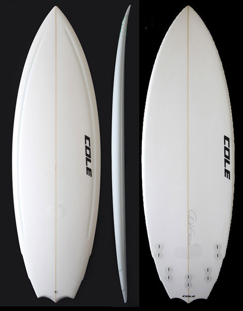 Grasshopper | Cole Surfboards