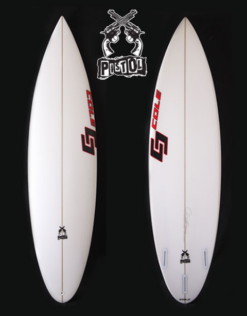 Pistol | Cole Surfboards