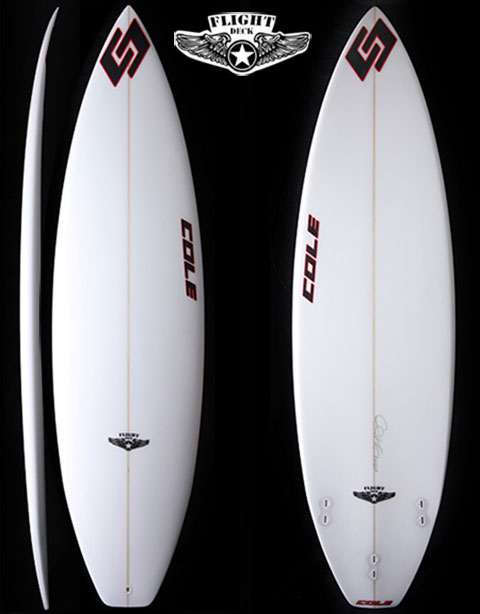 FLIGHT DECK | Cole Surfboards
